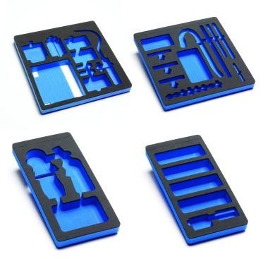 Foam tray 2 drawer set
