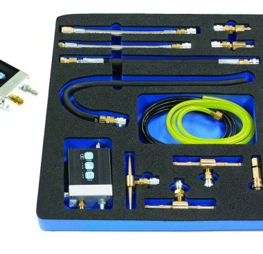 Dual WPS500X pressure transducer maxi kit in foam
