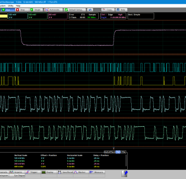 PicoSample4 math waveforms