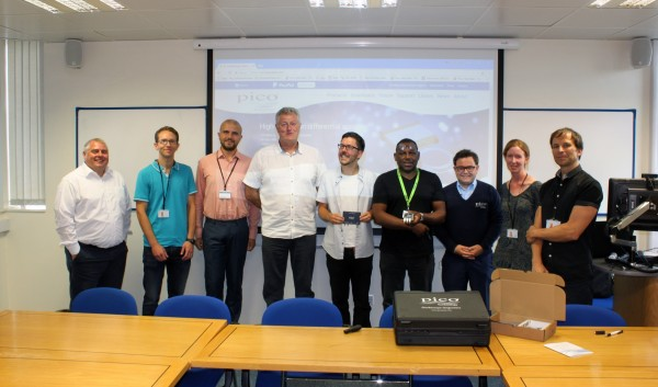 Pico Technology, TTid & The staff at The University of Nottingham.
